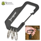Multi Ring Carabiner 2.0 - Black