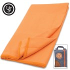 "UST Microfiber Towel With Pouch - Super-Absorbent, Lightweight And Durable, Machine Washable - 20""x40"""