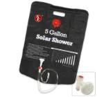5 Gallon Solar Heater Camping Shower