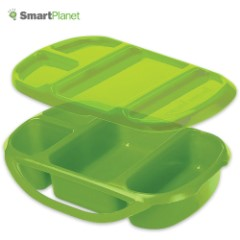 Portion Perfect Lunch Container – Green