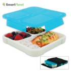 Ultrathin Lunch Book Meal Kit With Pouch – Blue