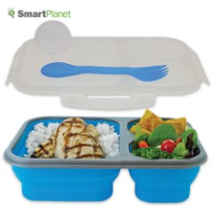 Collapsible Eco Meal Kit – Green