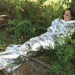 Emergency Survival Sleeping Blanket
