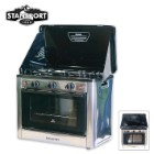 Stainless Steel Outdoor Stove And Oven