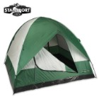 Ranier 3-Season 4-Person 2-Pole Dome Tent