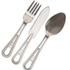 G.I. Issue Utensils Fork Spoon and Knife