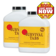 Survival Tabs Chocolate 2 for 1