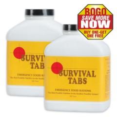 Survival Tabs Vanilla 2 for 1