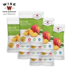 Wise Peaches 6-Count - 4 Servings