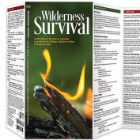 Wilderness Survival Folding Pocket Guide - Second Edition