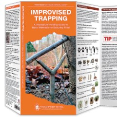 Improvised Trapping Waterproof Folding Guide