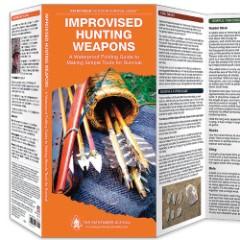 Improvised Hunting Weapons Waterproof Guide