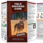 Field Dressing Game Folding Pocket Guide