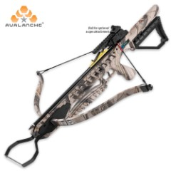 Jungle Sniper Tactical Recurve Crossbow