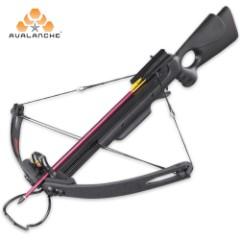 How to Assemble A Cobra Pistol Crossbow | BUDK com - Knives & Swords