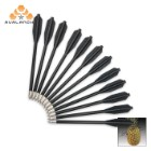 Plastic Crossbow Darts - 12 Pack