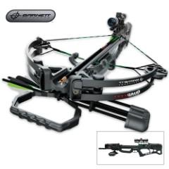 Barnett Quad Edge Crossbow And Accessories