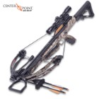 Mercenary 370 Compound Crossbow With 4x32 mm Scope - AR-Style Adjustable Stock, Auto-Safety Trigger, 175-LB Draw Weight