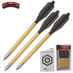 12-Pack Aluminum Crossbow Darts