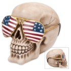 Easy Bones Rider Skullpture