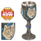 Call-of-the-Wild Fantasy Wolf Goblet - BOGO
