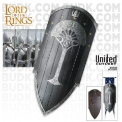 The Lord of the Rings Second Age Gondorian War Shield