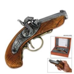 Abraham Lincoln Assassination Pistol Set