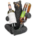 Black Bear Double Wine Bottle Holder