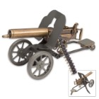 Maxim Gun Replica Desk Display