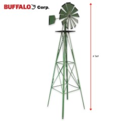Decorative Country Windmill – 8 FT