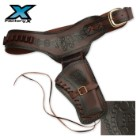 Single Right Draw Six-Gun Pistol Holster