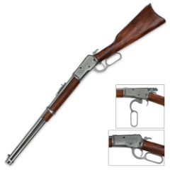 Replica 1892 Lever-Action Rifle