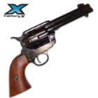 45 US Army Revolver Black Replica
