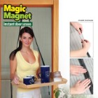 Magic Magnet Screen Door