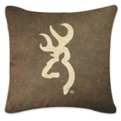 Browning Buckmark Dark Pillow