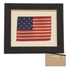 Old Glory Framed Picture