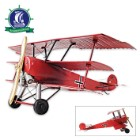 1917 Red Baron Fokker Triplane DR-1 425/17 | Handcrafted Model Airplane | 1:30 Scale