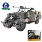 1941-1942 Chevrolet 30 CWT 1533X2 US Army Truck | Handcrafted Scale Model