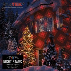 Night Stars Red And Green Laser – 6 Pattern Tip