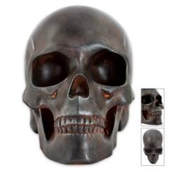 Rusted Skull