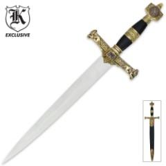 Star of David Antique Style Dagger