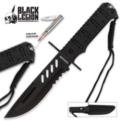 Black Legion Covert Combat Bullet Knife