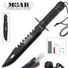 MOAB - Mother Of All Bombs - Bayonet Survival Knife