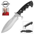 Gil Hibben Alaskan Survival Knife with Sheath
