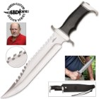 Gil Hibben Extreme Survival Bowie With Sheath