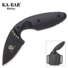 KA-BAR Plain Law Enforcement Knife