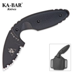 KA-BAR Serrated Law Enforcement Knife