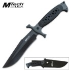 MTech USA Tom Anderson Fixed Blade Knife Micarta Handle