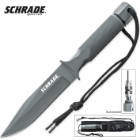 Schrade Extreme Survival Fixed Blade With Bit Set