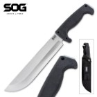 SOG Jungle Canopy Fixed Blade Knife